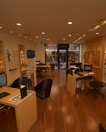 La boutique de Vergnes Optic 26 rue Saint-Antoine du T - 31000 - Toulouse